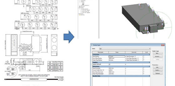 LEARN MORE ABOUT REVIT FAMILY MODEL CREATION SERVICES